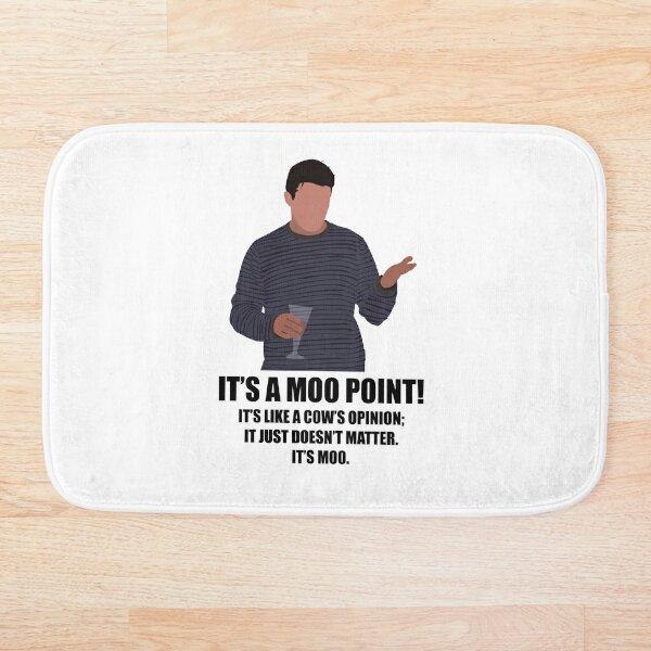 Joey - Moo Point Bath Mat