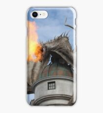 Fire Breathing Dragon iPhone Case/Skin