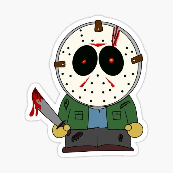 Jason Cartman. Sticker