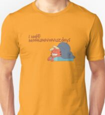 Rick and Morty: Gazorpazorpfield - I Hate  Momumnonuzdays Unisex T-Shirt