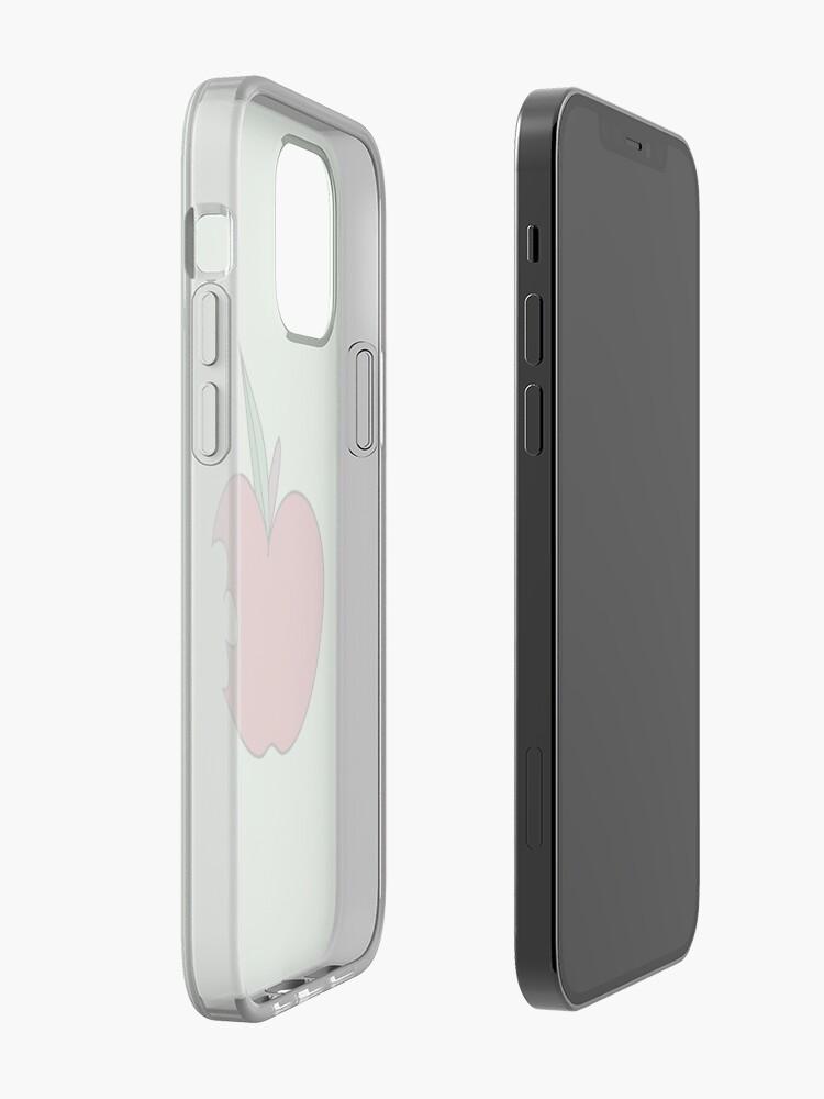 Pomme croquée   Coque iPhone