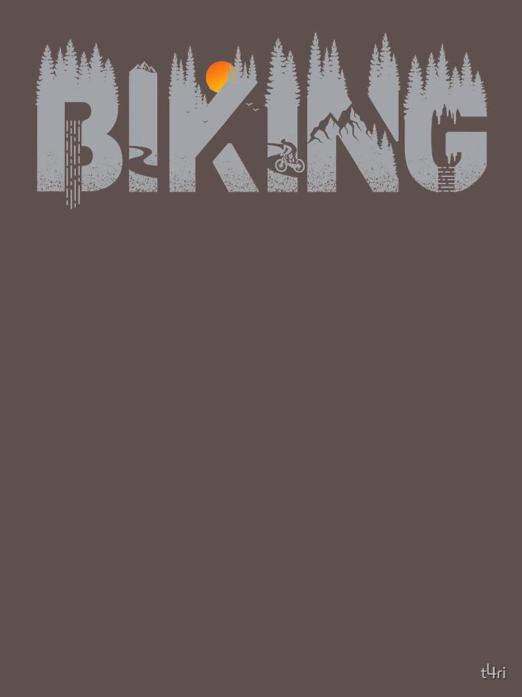 Biking von t4ri