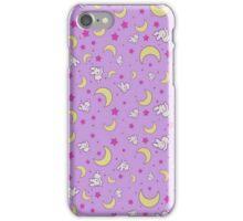 Sailor Moon Blanket Pattern Phone Case iPhone Case/Skin