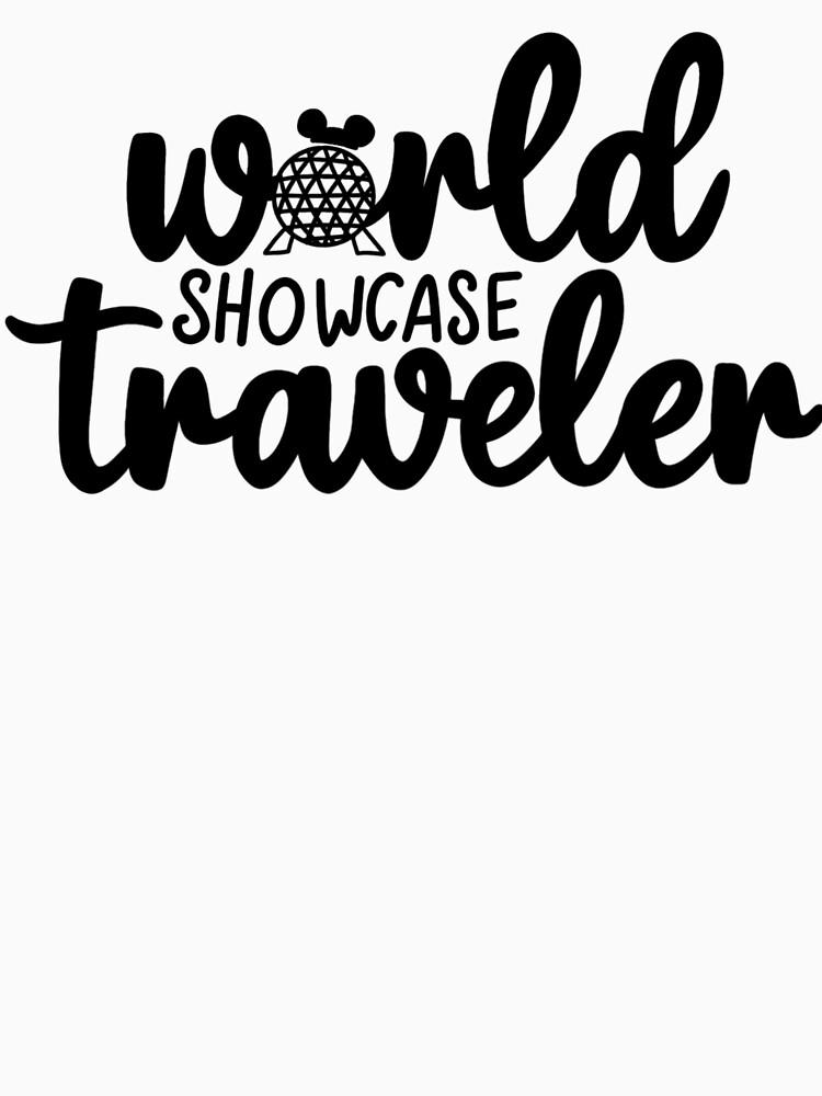 World Showcase Traveler by FriendLikeRach