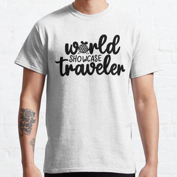 World Showcase Traveler Classic T-Shirt