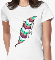 fly away Women's Fitted T-Shirt