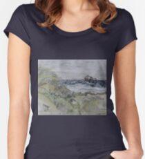 Pelican Key Women's Fitted Scoop T-Shirt
