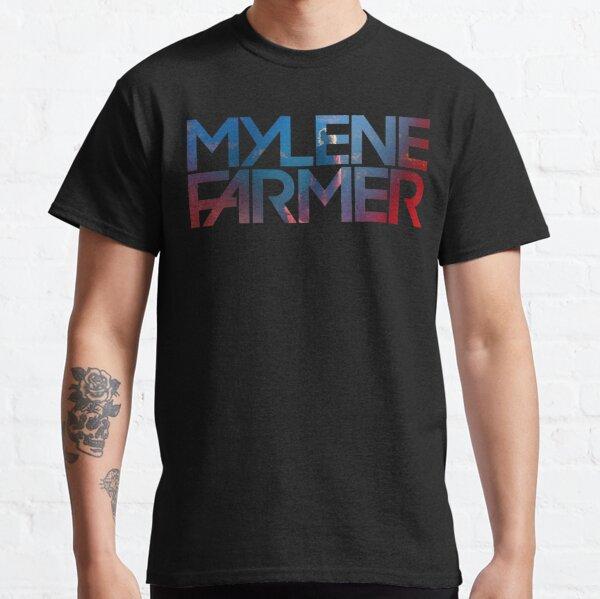mylène farmer marguerite gautier, Mylène Farmer 2020, mylène farmer mari T-shirt classique