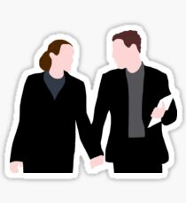 FitzSimmons 3x15 - I think we're supposed to hold hands now Sticker