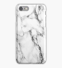 B&W Marble II iPhone Case/Skin