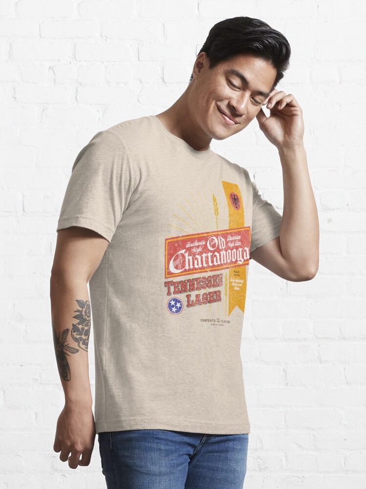 Alternate view of Old Chattanooga Lager: Once Upon a Time in Hollywood Essential T-Shirt