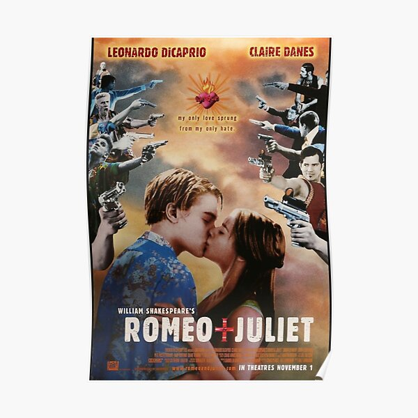 Affiche de film ROMÉO ET JULIETTE Poster