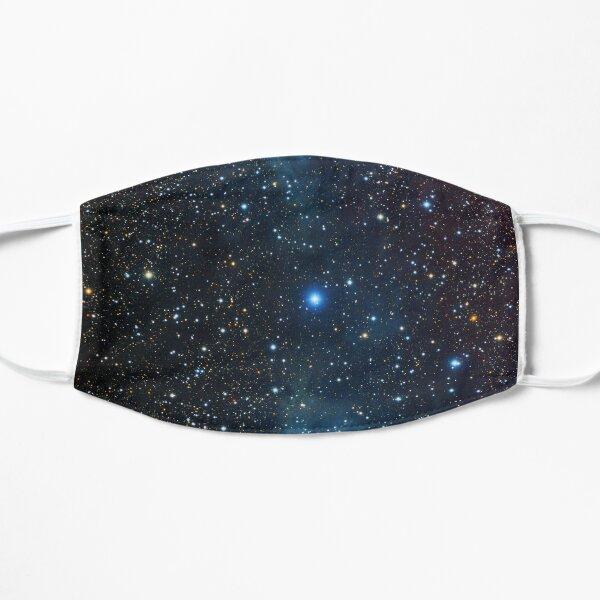 Starry sky Flat Mask