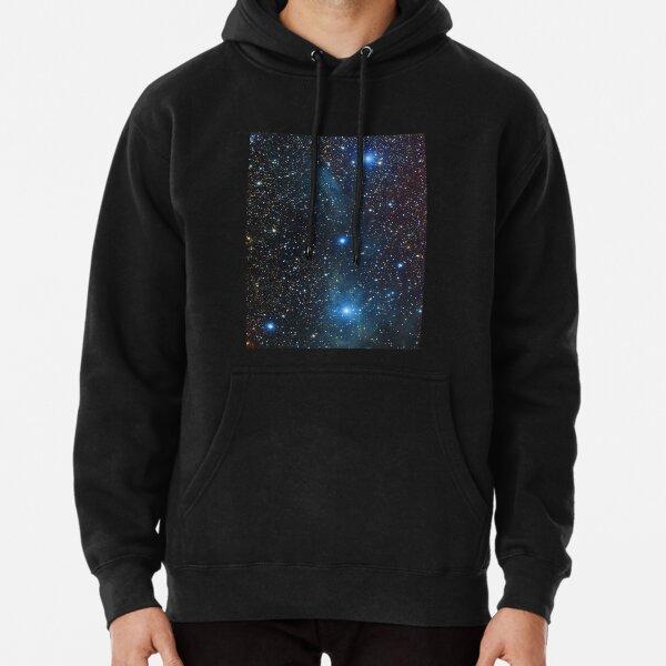 Starry sky Pullover Hoodie