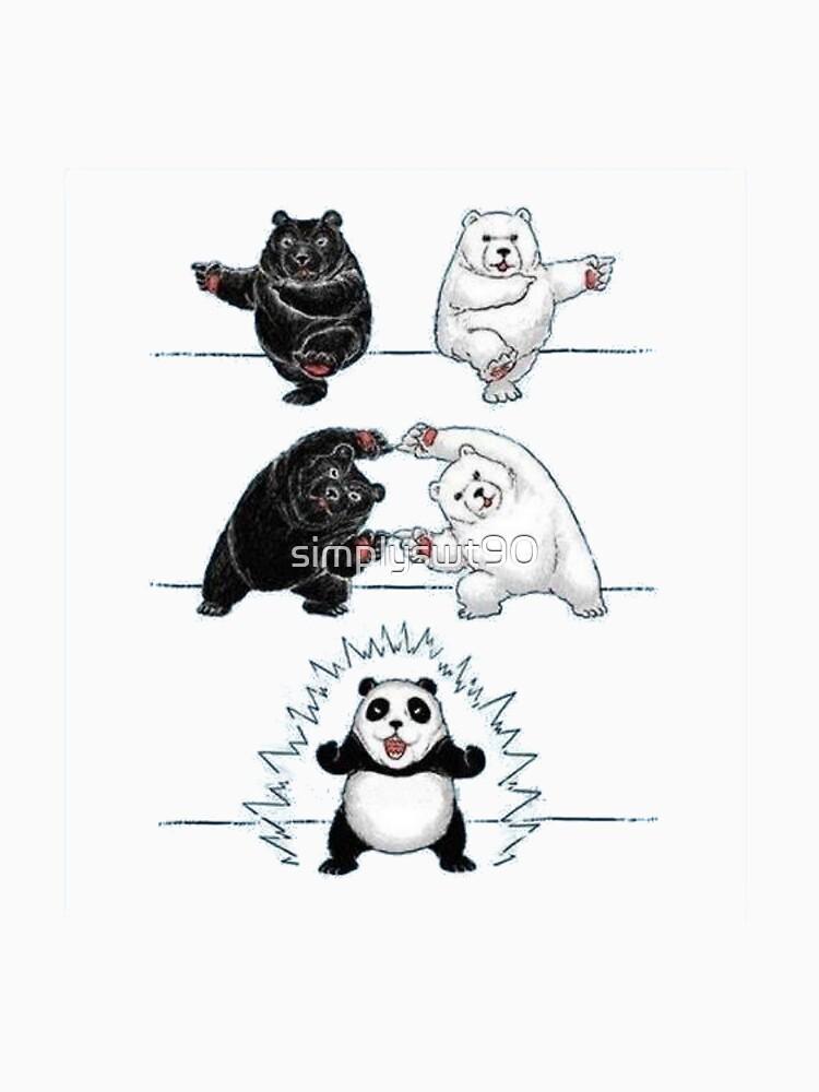 Panda Fusion | Unisex T-Shirt