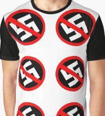 Nazi Punks Fuck Off! Graphic T-Shirt