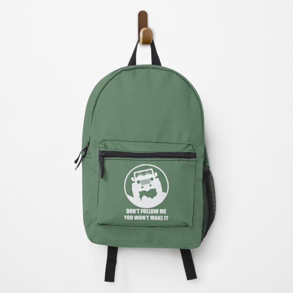Overlanding Backpack