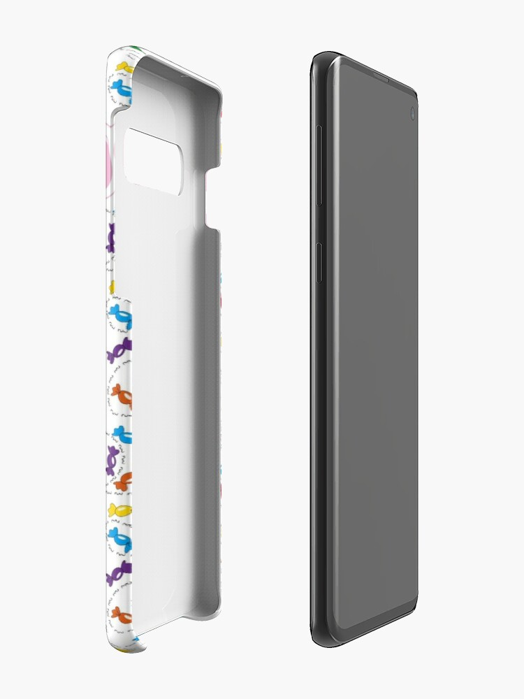 Alternate view of Candy Camouflage Case & Skin for Samsung Galaxy