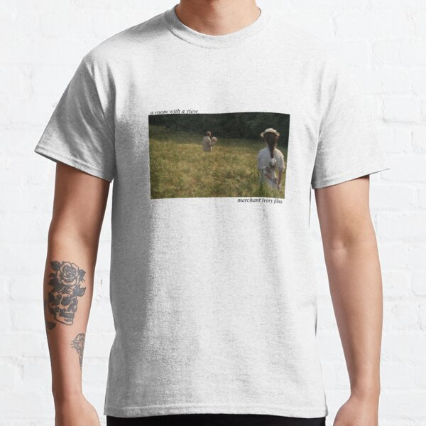 a room with a view Classic T-Shirt