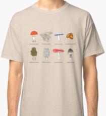 Mushroom Mania Classic T-Shirt