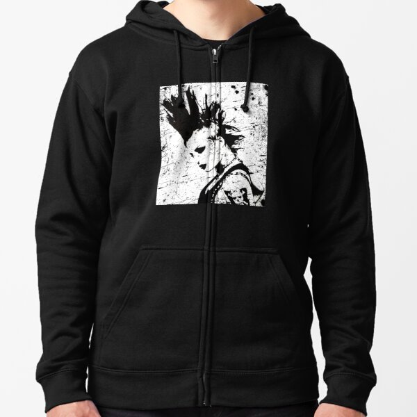 Brody Dalle 2 Zipped Hoodie