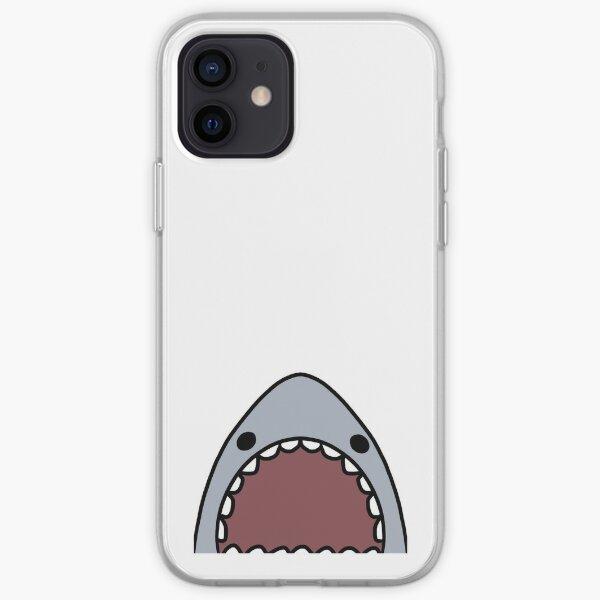 SHARK! iPhone Soft Case