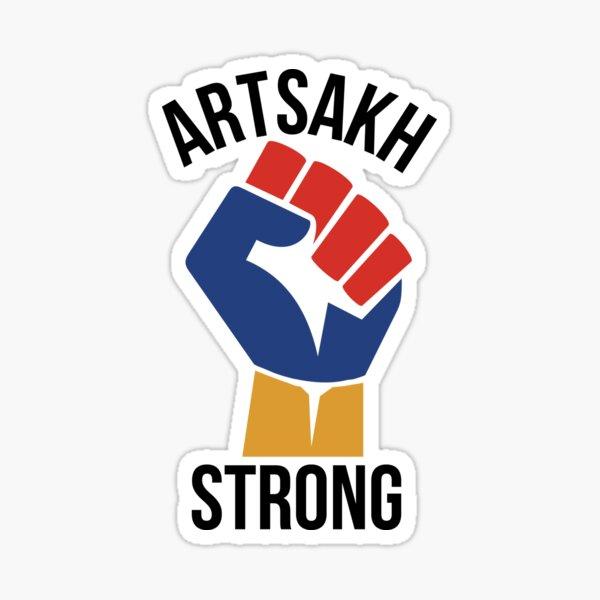 Artsakh Strong - Armenia Sticker