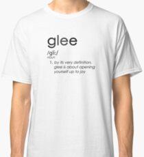 Unapologetic Gleek Classic T-Shirt