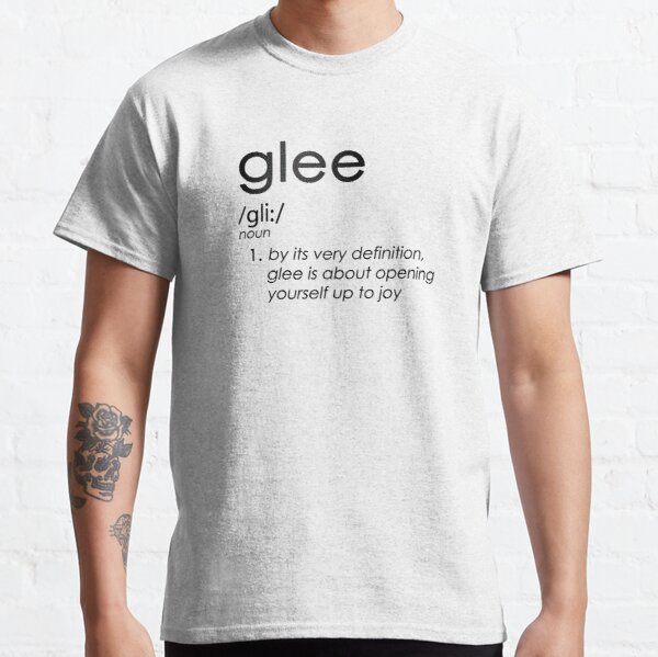 Unapologetic Gleek Classic T-Shirt