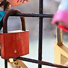 Love Lock by Hannah Welbourn