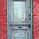 Door at No. 318  by Ethna Gillespie