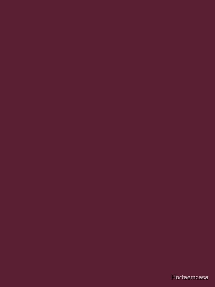 Plain Purple color by Hortaemcasa