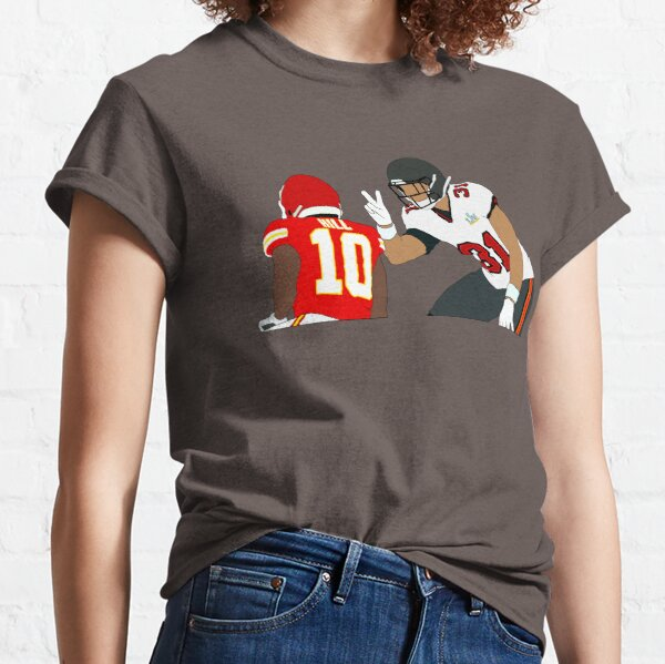 Antoine Winfield Jr. taunting Tyreek Hill Classic T-Shirt