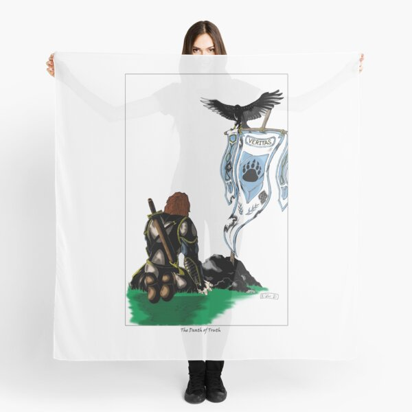 The Death of Truth Scarf