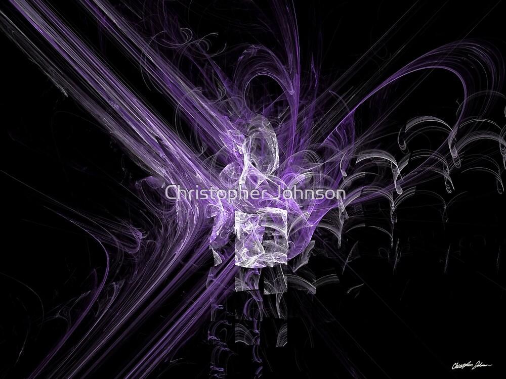 Rupture Purple by Christopher Johnson