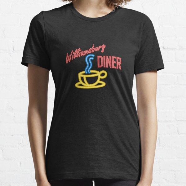 Williamsburg Diner Essential T-Shirt
