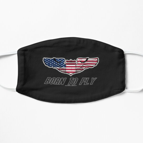 Born to Fly 1 Flat Mask