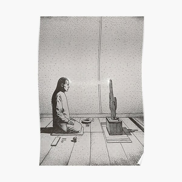 Moebius Parapsychologie Poster