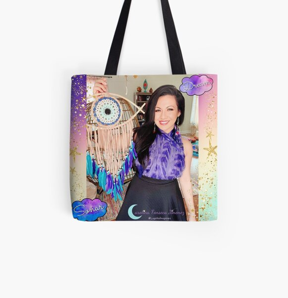 Dreams guide us! All Over Print Tote Bag