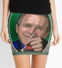 George W Bush, snorting cocaine Mini Skirt