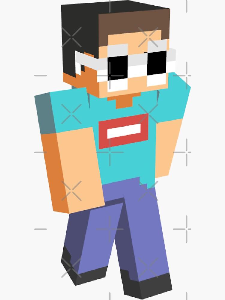 GeorgeNotFound - Minecraft Skin - Minecraft Statistics