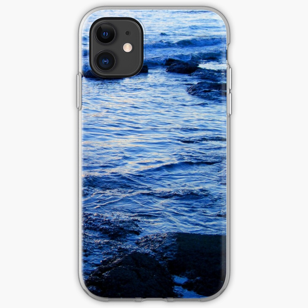 Blue Wave iPhone Case & Cover