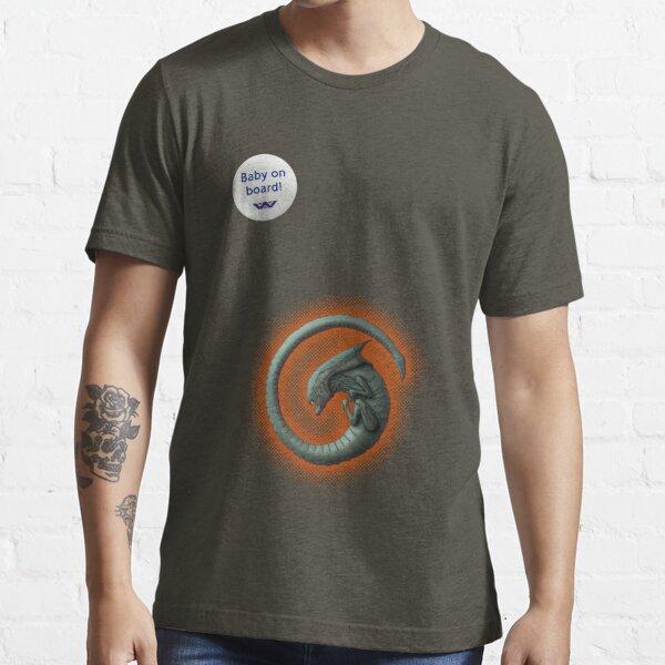 Alien on Board! Essential T-Shirt