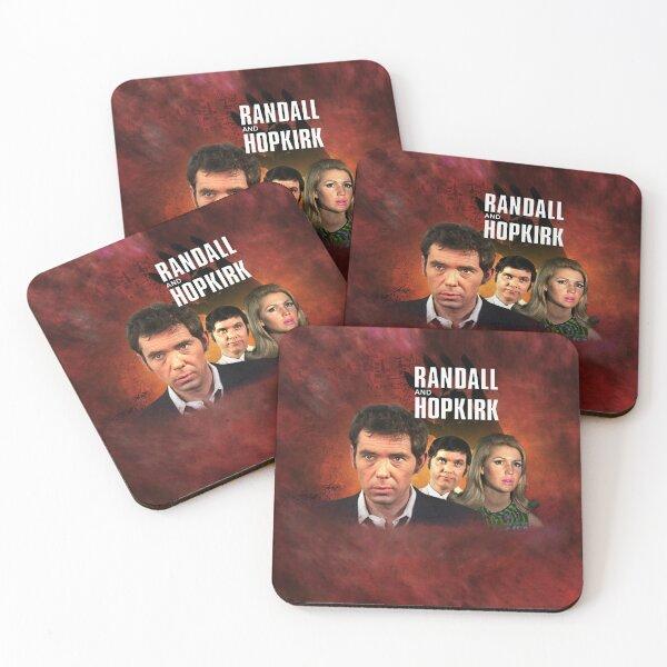 RANDALL AND HOPKIRK Coasters (Set of 4)