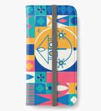 A Small World iPhone Wallet/Case/Skin