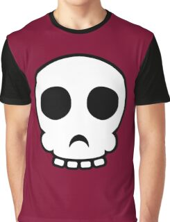 Goofy skull Graphic T-Shirt