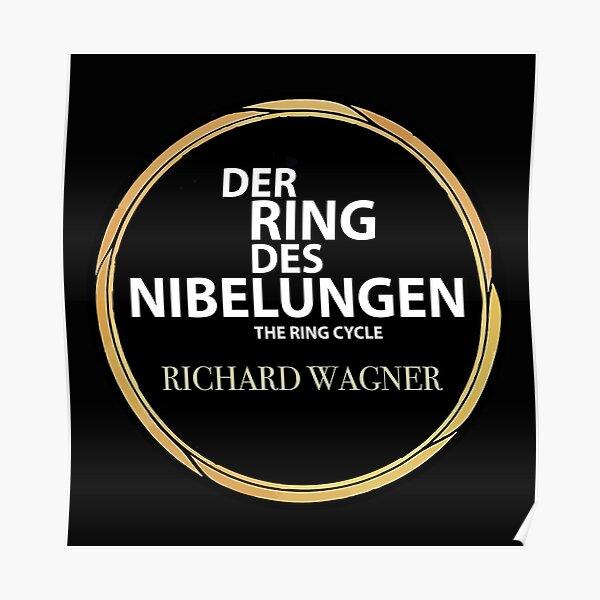 Der Ring des Nibelungen Poster