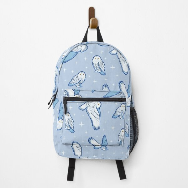 Snowy Owls Backpack