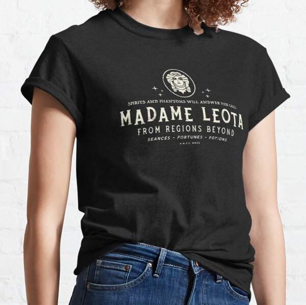 Leota - Theme Park Series Classic T-Shirt