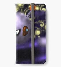 Dreaming of Electric Sheep iPhone Wallet
